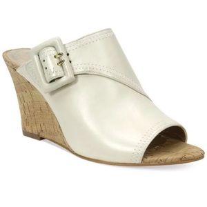 Tahari pearl slide sandal